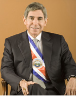 His Excellency Oscar Arias